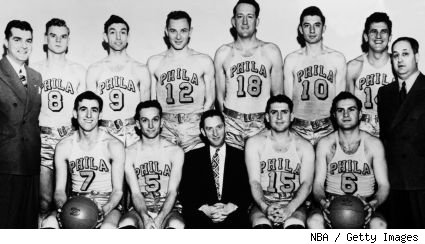 1946 Philadelphia Warriors