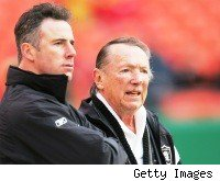 Rich Gannon and Al Davis