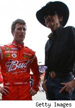 Kasey Kahne, Richard Petty