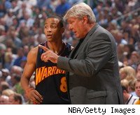 Monta Ellis and Don Nelson
