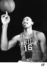 Wilt Chamberlain