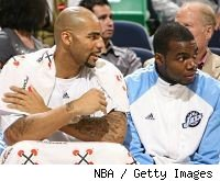 Carlos Boozer and Paul Millsap