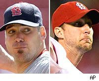 Chris Carpenter / Adam Wainwright