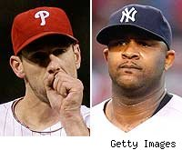 Cliff Lee / CC Sabathia