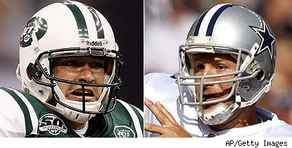 Mark Sanchez / Tony Romo