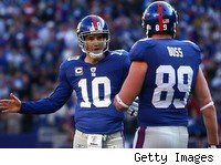 Eli Manning and the Giants' offense did everything it could to win the game, even as the defense tried to give it away.
