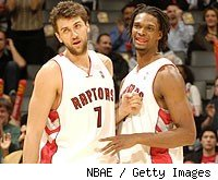 Andrea Bargnani / Chris Bosh