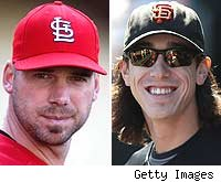 Chris Carpenter / Tim Lincecum