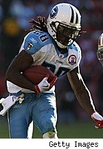 Chris Johnson fantasy football running back rankings Week 10