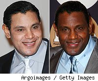 Sammy Sosa skin transformation