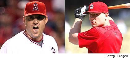 John Lackey / Matt Holliday