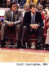 Pat Riley, Paul Westhead