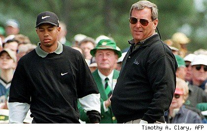 Tiger Woods, Fuzzy Zoeller