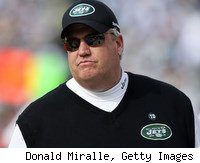 Rex Ryan has rubbed some people the wrong way since becoming Jets coach, he's adored by his own players.