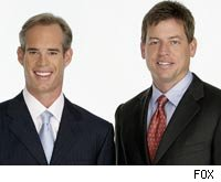 Joe Buck and Troy Aikman