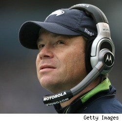 Jim Mora Fired by Seahawks