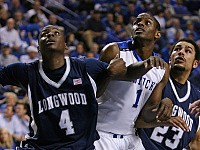 Longwood basketball