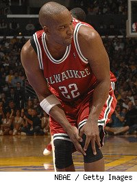 Michael Redd Knee Injury