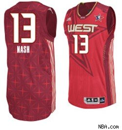 2010 NBA All-Star Jersey