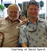 Ossie Schectman and David Vyorst