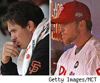 Barry Zito / Brad Lidge