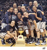 Connecticut women's basketball team