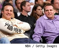Gavin and Joe Maloof