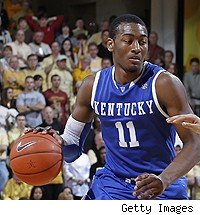 John Wall, Future No. 1 Pick