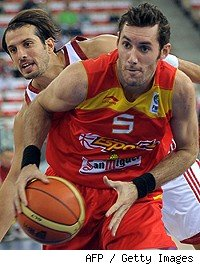 Rudy Fernandez Spain