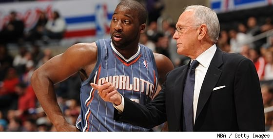 Raymond Felton and Larry Brown
