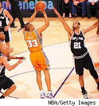 Grant Hill, Tim Duncan