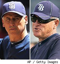 Bud Black / Joe Maddon
