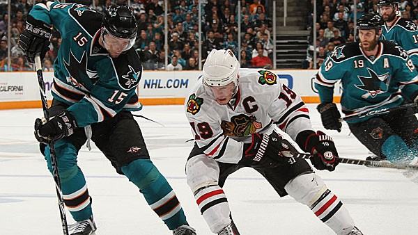 Blackhawks-Sharks Game 2 Preview