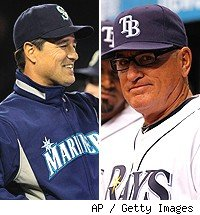Don Wakamatsu / Joe Maddon
