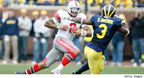 Ohio State and Michigan