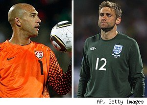 Robert Green Blunder 