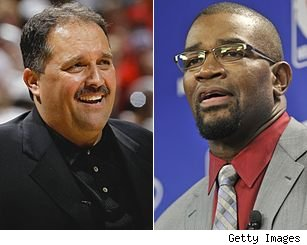 Stan Van Gundy and Otis Smith