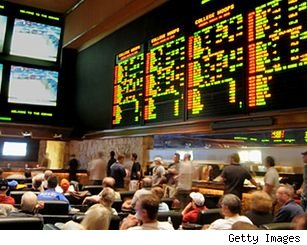 Vegas Sports Books