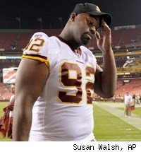 Albert Haynesworth rant