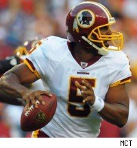 Donovan McNabb Redskins season preview