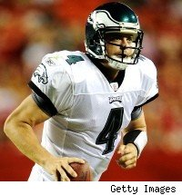Kevin Kolb Eagles 2010 preview