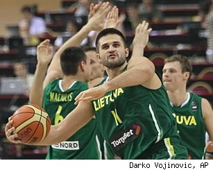 Linas Kleiza