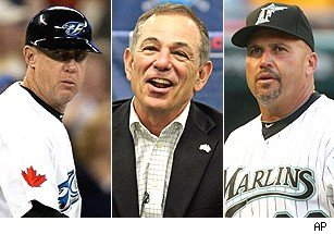 Brian Butterfield / Bobby Valentine / Fredi Gonzalez