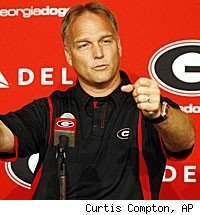 Mark Richt landed the nation's top recruit