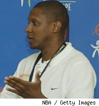 Masai Ujiri, 2007