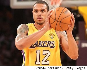 SHANNON BROWN to Return to the Lakers