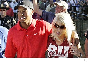 Tiger Woods Elin Nordegren Divorce