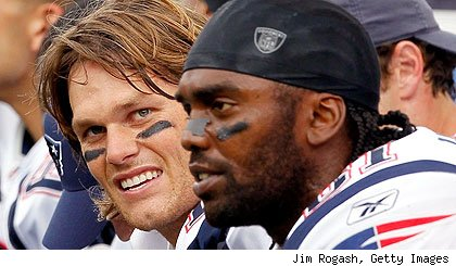 Tom Brady, Randy Moss