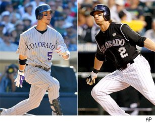 Carlos Gonzalez / Troy Tulowitzki