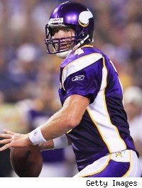 Brett Favre Vikings season preview